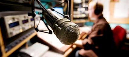 radio microfono
