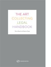 cover libro The Art Collecting Legal Handbook