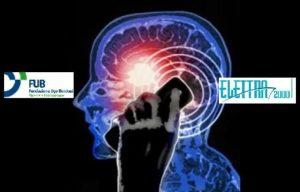 campi elettromagnetici con loghi