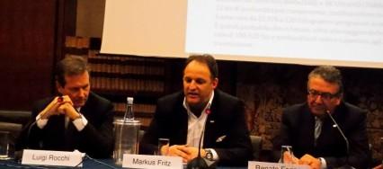 Luigi Rocchi Markus Fritz Renato Farina