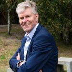 Willem Jonker voor Sentinels boek
