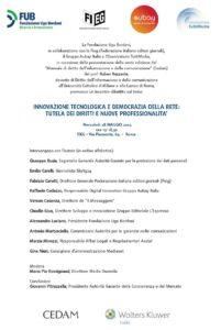 innovazione tecnologica e