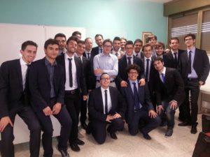 Studenti corso Linguaggi e Tecnologie Multimediali_ELIS College
