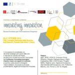 Innovating Innovation: strategie per rilanciare l'innovazione del Paese – 20 e 21 ottobre CNR Roma