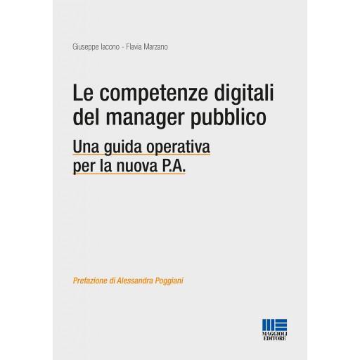 cover Le competenze digitali del manager pubblico