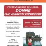 """""""Donne che vorresti conoscere"""", il libro di Emanuela Zuccalà: lunedì 23 febbraio la presentazione a Roma"""