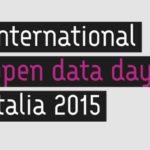 Sabato 21 febbraio si terrà il terzo Open Data Day Italiano