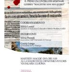 """""""I delitti delle donne nella cronaca giornalistica"""". Alla Sapienza martedì 5 maggio"""