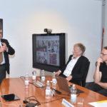 """Franco Siddi: """"Il successo di Ars Electronica è legato alla comunità"""""""