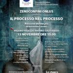 Il Processo nel Processo – Domani a Palazzo Marino – Milano