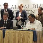 Agi firma partnership con l'agenzia di stampa Antara a Giacarta