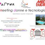 Donne e tecnologia – meeting Wister a vico Equense 26/27/28 febbraio