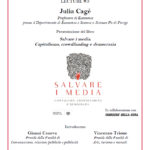 Salvare i media. Capitalismo, crowdfunding e democrazia