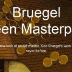 Mostra virtuale inedita: Bruegel e Google Cultural Institute