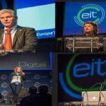 """I numeri dell'acceleratore """"EIT DIGITAL"""" presentati a Bruxelles: 2000 impiegati nelle startup  – 130 partner – 300 attività di innovazione – crescita 94%"""