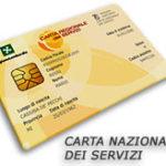 Carta Nazionale dei Servizi medioevo digitale