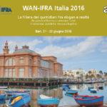 """Wan-Ifra Italia 2016: """"La filiera dei quotidiani fra slogan e realtà"""""""