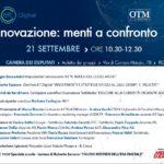"""Saracco (EIT Digital): """"1 Mrd di euro in ICT"""" – ne parliamo domani alla Camera"""
