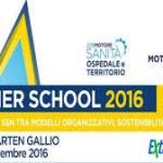 Summer School dal 16 al 18 settembre a Gallio
