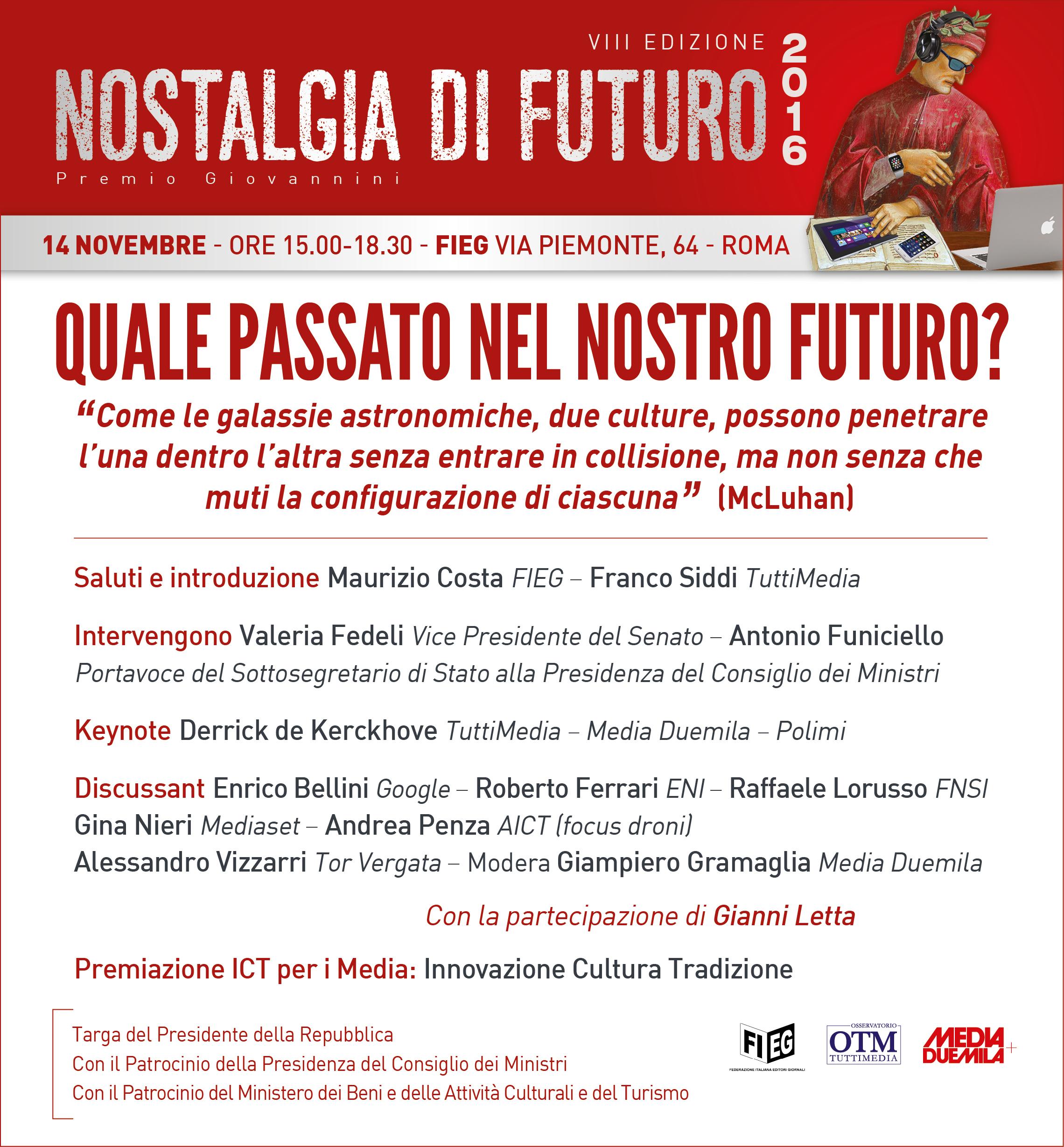 "alt= ""Premio Nostalgia di Futuro"""