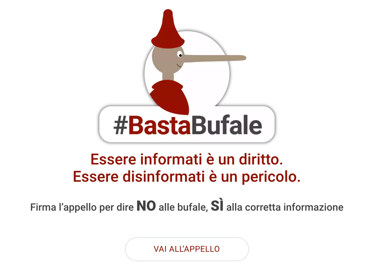 Boldrini contro fake news