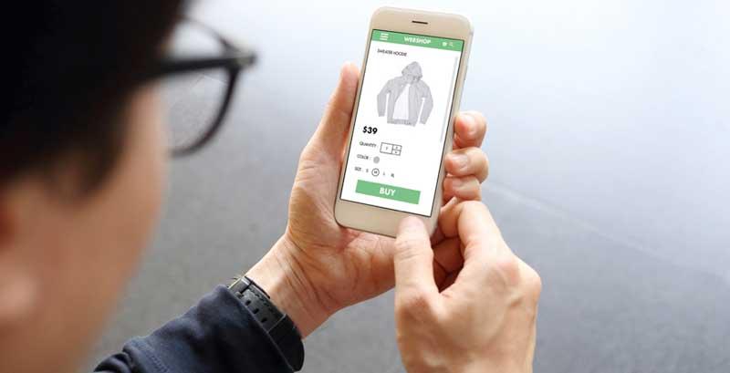 Messaggi chat e-commerce