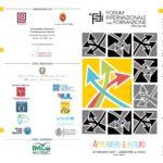 Forum Internazionale della Formazione - 6 maggio Lucca