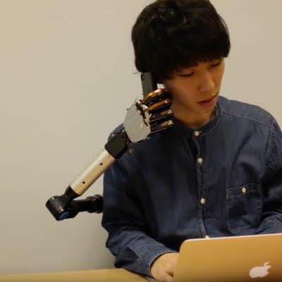braccia robotiche