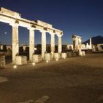 ENEL: nuovo percorso luci e suoni per Pompei