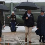 L'uragano, i media, lo storico del '600 e il presidente del XXI Secolo