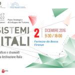 Ecosistemi Digitali: sviluppo digitale per il turismo