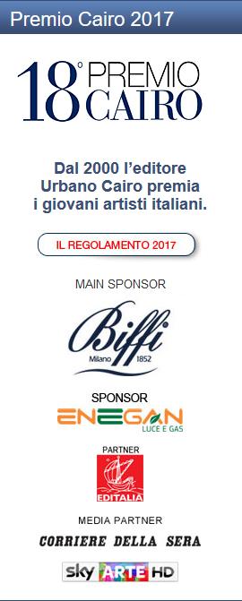 18° edizione Premio Cairo
