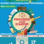 Processo alle startup martedì 17 ottobre Napoli