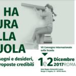 Chi ha paura della scuola 1 e 2 dicembre Lumsa Roma
