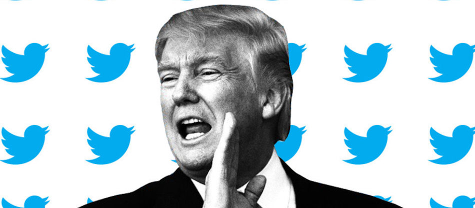 tweet di Trump