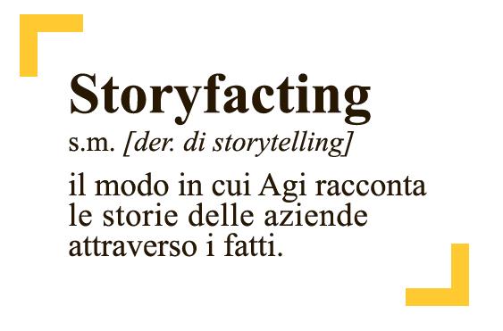 Storyfacting Agi