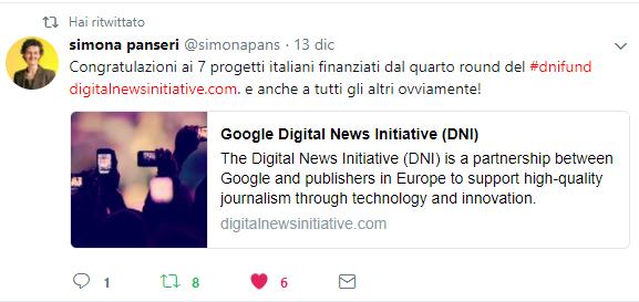 DNI di Google