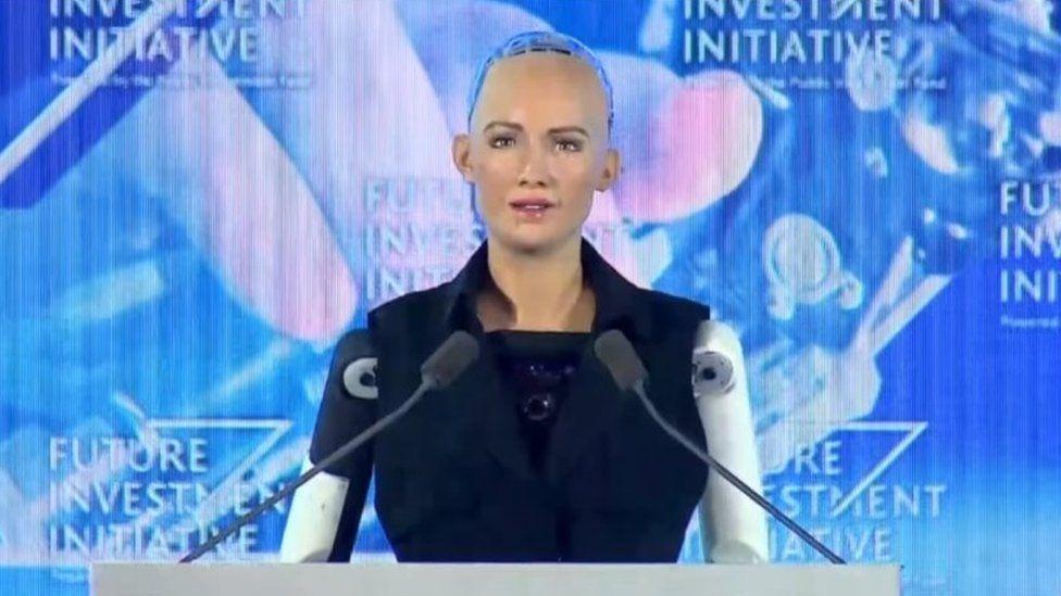 Sam robot