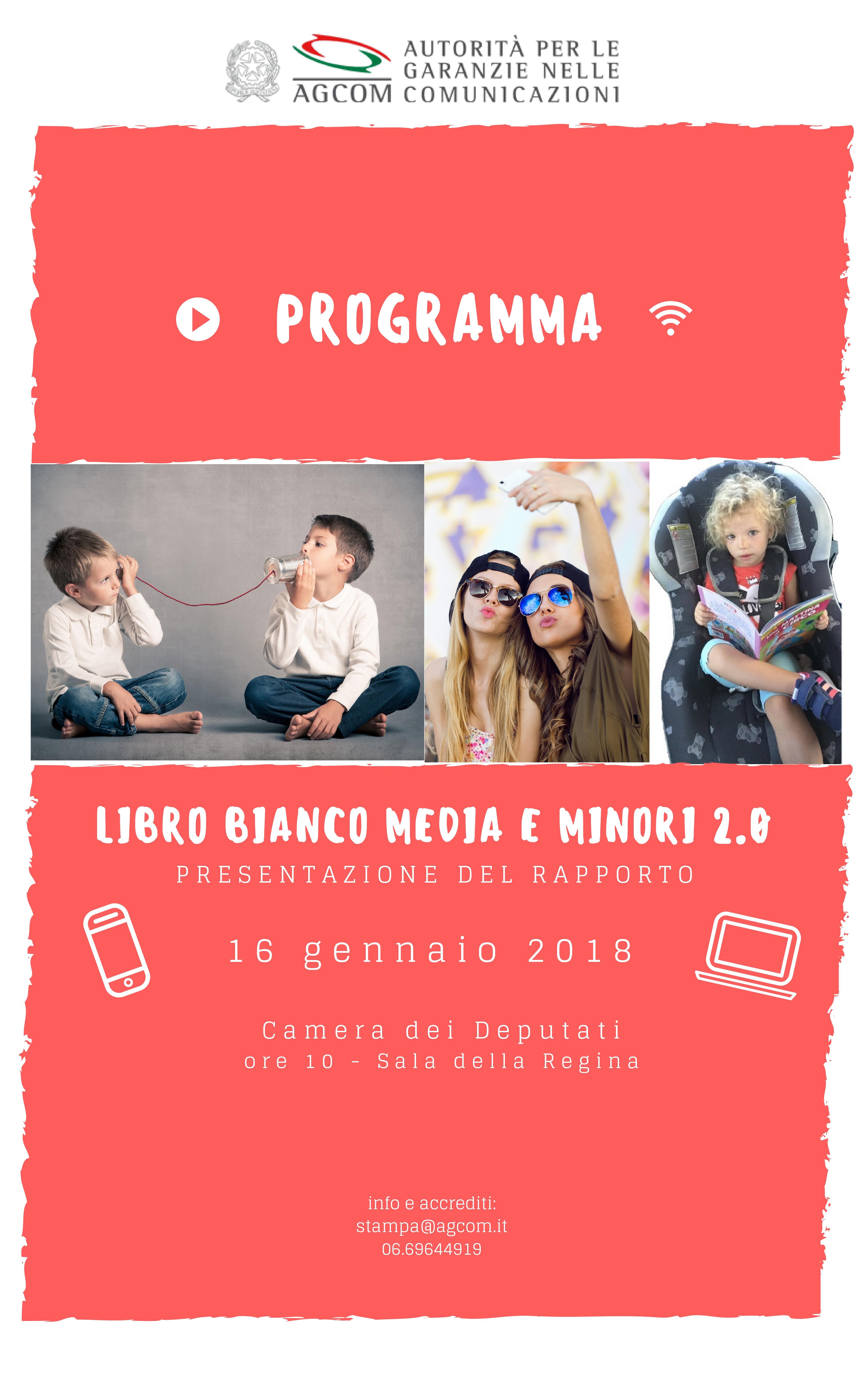 Libro Bianco media e minori 2.0