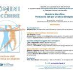 Uomini e Macchine Protezione dati per un'etica del digitale - 30 gennaio Roma
