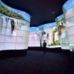 TV sempre più grande OLED e a scomparsa