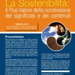Sostenibilità: una parola ambigua