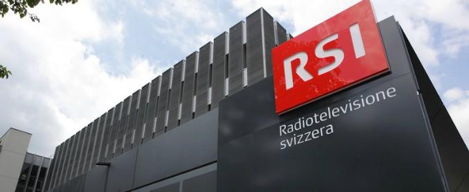 Radiotelevisione svizzera