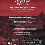 Rome Startup Week - 6-14 aprile Roma