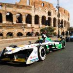 Formula E domani a Roma