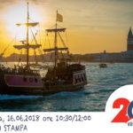 20 Anniversario di Venicecom sabato 16 giugno Venezia