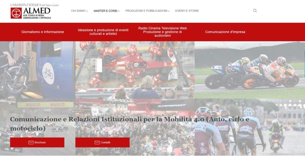 Master universitario in Comunicazione e Relazioni Istituzionali per la Mobilità 4.0