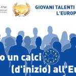 Un Premio IAI al miglior saggio di uno studente sull'Europa
