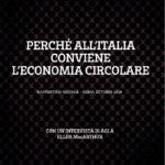 Rapporto AGI-CENSIS perché all'Italia conviene l'economia circolare