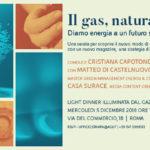 Il gas, naturalmente diamo energia a un futuro sostenibile - 5 dicembre Roma